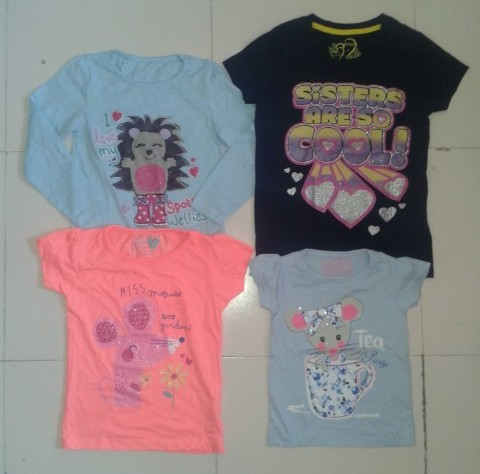 GIRLS SHORT SLEEVE   FULL SLEEVE TOPS - YOUNG DIMENSION 4c323f7bc4