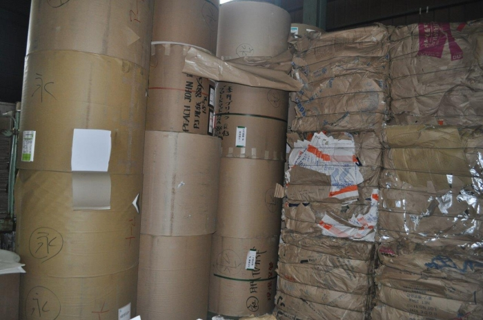 Stocklot Paper Rolls, Kraft Papers and Boards - Stocklots
