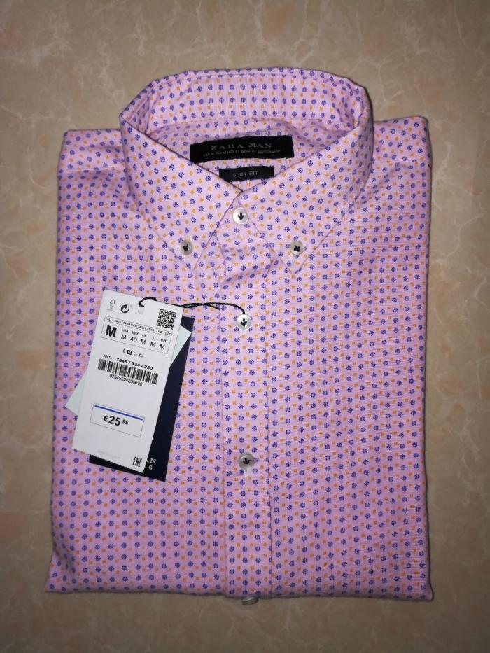 5b97f5f9e4 Original Zara men shirt - Stocklots and Traders