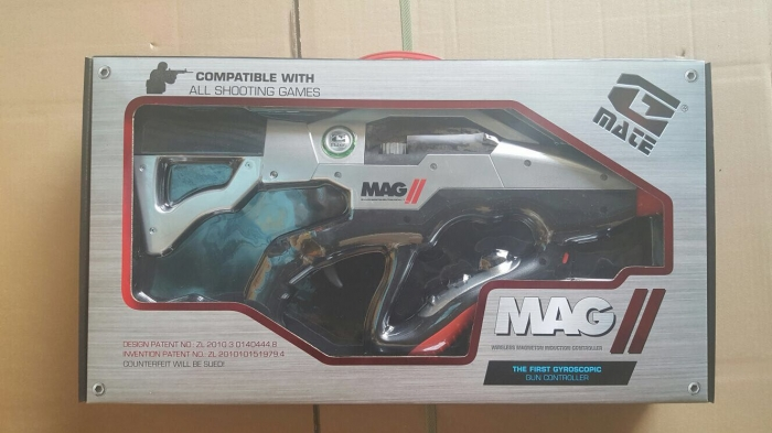 G-MATE Mag 2 Wireless Gun Controller for PS3 Xbox 360 PC - Stocklots