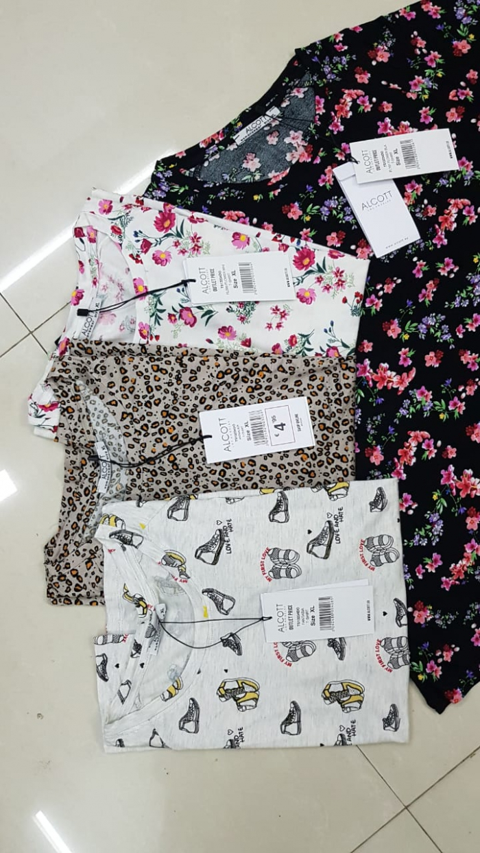 Ladies Tops Stock - Stocklots and Traders