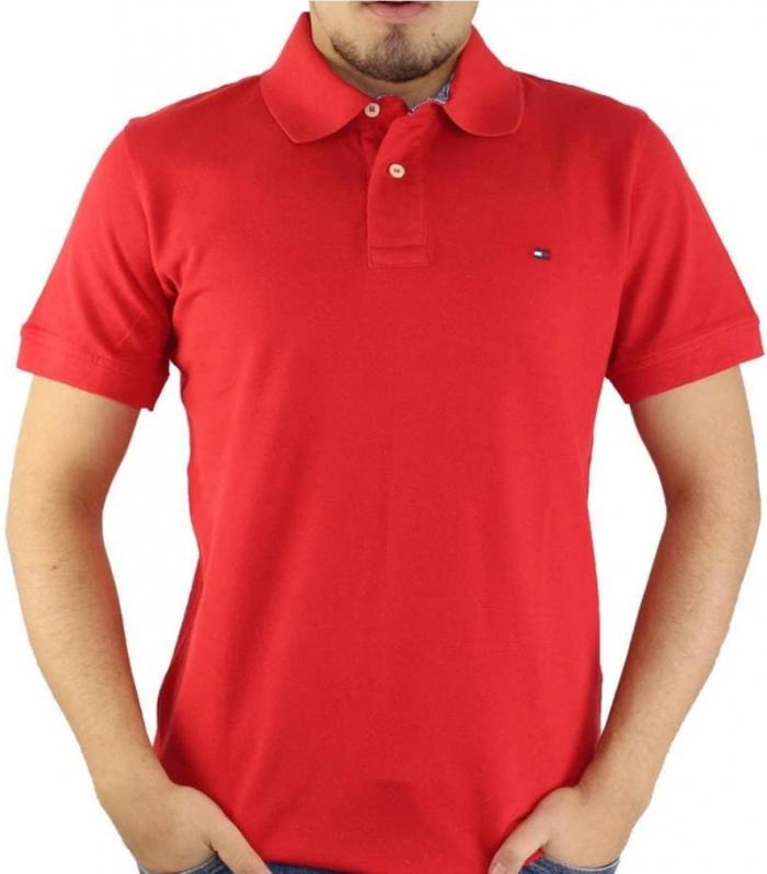 Tommy Hilfiger Men's Polo Shirts | We Are Open despite COVID